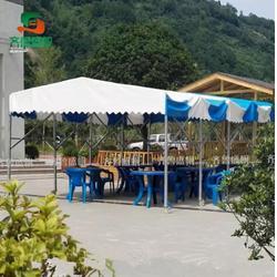 上海推拉帐篷_仓库式推拉帐篷_齐鲁帐篷 遮阳(优质商家)图片
