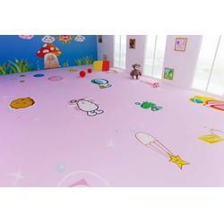 塑胶地板室内_雅酷_丹阳塑胶地板图片
