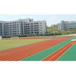 专业的塑胶跑道_南京雅酷建筑_塑胶跑道图片