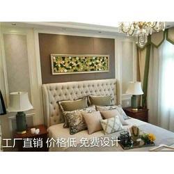实木橱柜品牌、实木橱柜、辽宁以美家居图片
