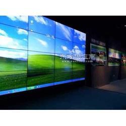 46寸5.5mm缝隙5.3mm拼缝拼接屏液晶电视拼墙图片