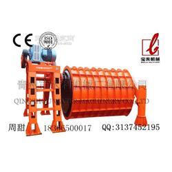 水泥制管机混凝土制管机悬辊式水泥涵管机图片