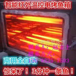 供应电烤鱼炉代理商万能烤鱼箱图片
