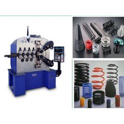 数控卷簧机、银丰压簧机(在线咨询)、湖州簧机图片