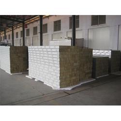 深圳岩棉彩钢板、岩棉彩钢板、瑞信彩钢板首选厂家图片