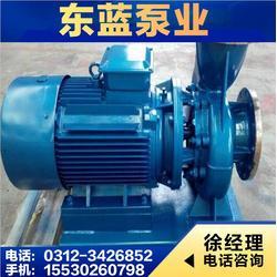湖南ISW管道泵_ISW管道泵厂家_东蓝泵业图片