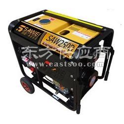 250A汽油发电氩弧焊机图片