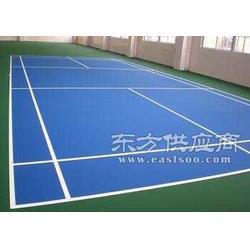 硅PU网球场/排球场地面/灯具/球网修建工程承包图片