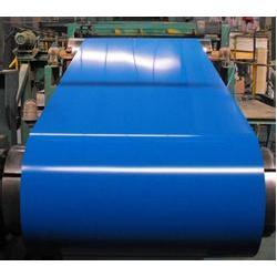 氟碳彩涂卷厂家-金宏润钢铁厂家直销-巢湖氟碳彩涂卷图片