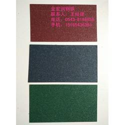 铁皮印花板-大庆印花板-金宏润钢铁生产厂家(查看)图片