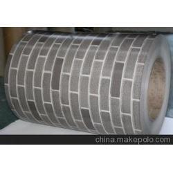 不锈钢印花板-金宏润钢铁生产厂家-福建不锈钢印花板图片