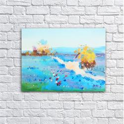 尚艺坊油画、油画、黑龙江油画图片