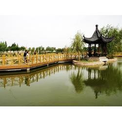 宜昌源森木结构(图)|荆州木桥定制|木桥定制图片