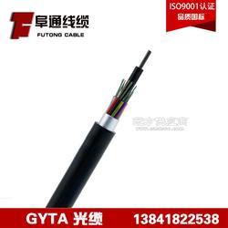 直销层绞式铝铠GYTA96芯室外架空光缆 96芯单模室外架空光缆图片