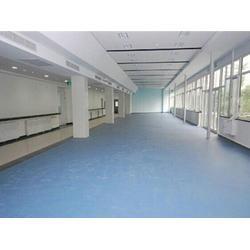 太原大众机房地板(图)、晋中塑胶地板工程、塑胶地板图片