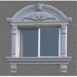grc窗套线条,临沂创新欧式构件,淄博外墙窗套线条图片