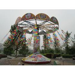 儿童电动小型旋转飞椅、长虹游乐(在线咨询)、株洲飞椅图片
