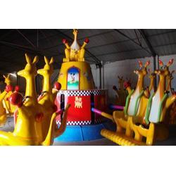 袋鼠跳生产厂家|果洛袋鼠跳|长虹游乐(查看)图片