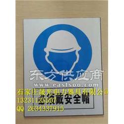电力标示牌,晟光电力安全警示牌,电力标志牌厂家,PVC电力安全警示牌图片
