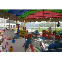 昊翔游乐 欢乐喷球车游乐设备-喷球车图片