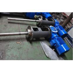 侧入式搅拌器_德凯减速传动_德州侧入式搅拌器图片