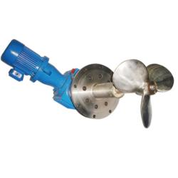济南侧入式搅拌器,侧入式搅拌器,德凯减速传动图片