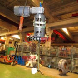 德凯搅拌器(图)、脱硫搅拌器哪家便宜、巴中脱硫搅拌器图片