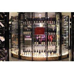 定制不锈钢酒柜、惠州不锈钢酒柜、伟煌业(查看)图片