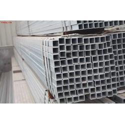 鍍鋅方矩管-聚鑫鍍鋅方矩管-q345b鍍鋅方矩管圖片