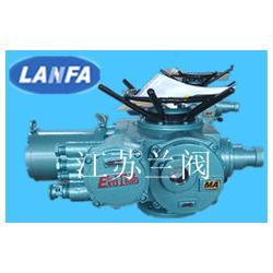 阀门电动装置基本参数连接尺寸、电动装置、江苏兰阀(多图)图片