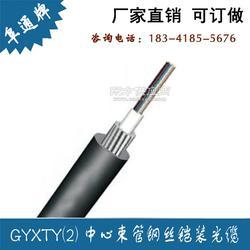 东北供应商热价GYXTY2-6芯多模钢丝铠装A级光纤光缆图片