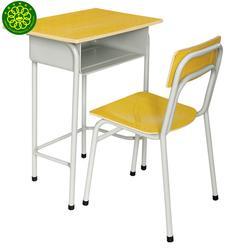 山风校具信誉至上、单人课桌椅、天津单人课桌椅图片