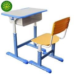 单人课桌椅厂家-单人课桌椅-山风校具品质保证(查看)图片
