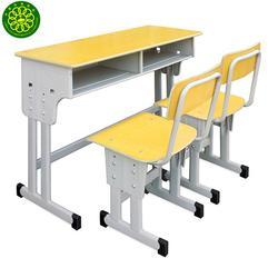 不锈钢课桌椅-课桌椅-山风校具优质供应商图片