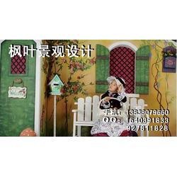 江苏儿童实景背景,儿童实景背景影棚,枫叶景观设计(认证商家)图片