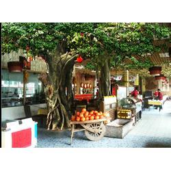 生态餐厅建造-枫叶景观设计-生态餐厅图片