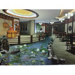 枫叶景观设计 生态餐厅制作-浙江生态餐厅图片