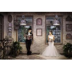 婚纱影棚设计、枫叶景观设计、吉林婚纱影棚图片