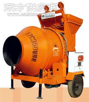 联华机械,jzc350混凝土搅拌机,混凝土搅拌机图片