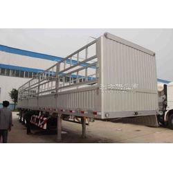 欧瑞达牌WZY9404CCY铝合金仓栅式运输半挂车图片