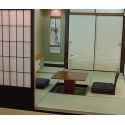 美鹤和室榻榻米|福州别墅日式风格装修|日式风格装修图片