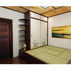 美鹤和室榻榻米 福州榻榻米家装-榻榻米图片