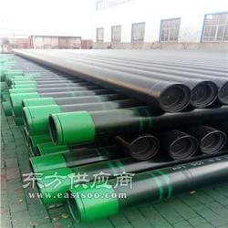J55材质长圆扣石油套管厂家图片