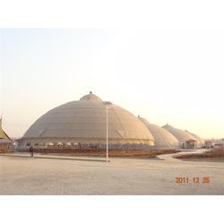 锦绣农业开发诚信为本,穹顶温室建造设计,舟山穹顶温室图片