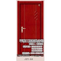 平雅工贸保质保量、钢制防盗门定制、云南钢制防盗门图片