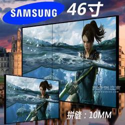 韩国三星拼接屏10mm医院展示46寸液晶拼接屏拼接器显示屏图片