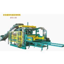 四平水泥垫块机|郑州双盛|保护层水泥垫块机设备图片