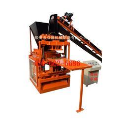 专业生产花砖制砖机的厂家-双盛机械-开封市花砖制砖机图片