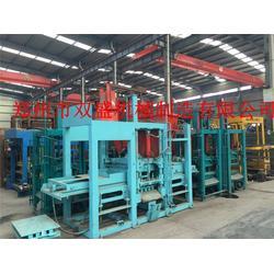 透水砖机,郑州双盛公司,双色透水砖机图片