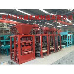郑州双盛机械设备(图)、新式彩色花砖机器、花砖机图片